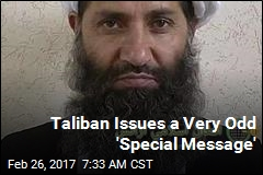 Taliban Honcho Issues Call to ... Plant Trees