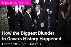 How the Oscars Fiasco Happened