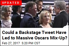 This May Explain Sequence of Events Leading to Oscars Flub
