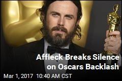 Affleck Addresses Sex Harassment Controversy