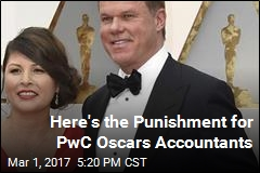 Here's the Punishment for PwC Oscars Accountants