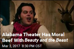 Alabama Theater Has Moral Beef With Beauty and the Beast