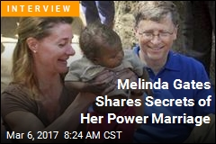 Melinda Gates Shares Secrets of Her Power Marriage