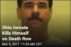 Ohio Inmate Kills Himself on Death Row