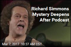 Richard Simmons' Rep: Maid Isn't Holding Him Captive