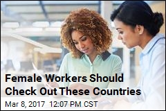 10 Best Nations for Working Women