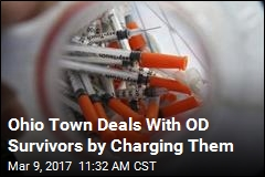Ohio Town Deals With OD Survivors by Charging Them