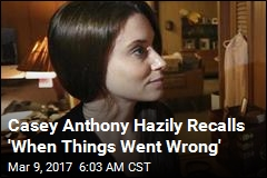 Casey Anthony Hazily Recalls 'When Things Went Wrong'