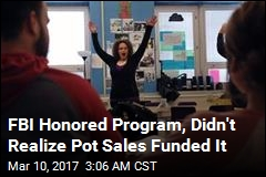 Denver FBI Honors Pot-Tax Funded Youth Program