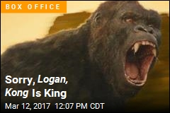 Sorry, Logan, Kong Is King