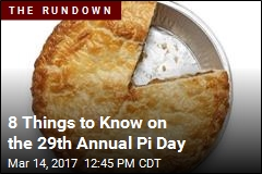 Celebrate Pi Day With Math...or Pie