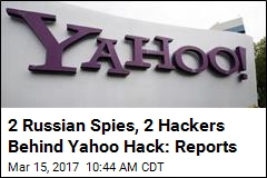 Feds Indicting 2 Russian Spies, 2 Hackers in Yahoo Breach