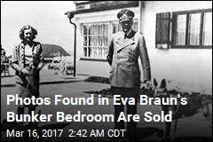 Eva Braun's Hitler Photo Album Sold at Auction