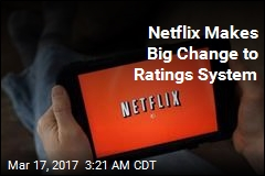 Netflix Drops Star Ratings, Switches to Thumbs
