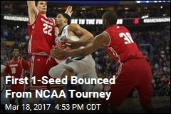 Top-Seeded Villanova Stunned by Wisconsin in NCAA Tourney