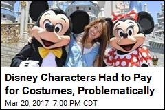 Disney World Hit With Labor Code Violation