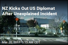 New Zealand Kicks Out American Diplomat