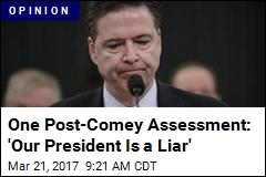 One Post-Comey Assessment: 'This Is Not Going Away'