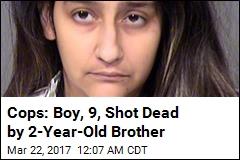 Cops: Mom Let Boy, 2, Handle Gun Before Fatal Shooting