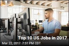 Top 10 US Jobs in 2017