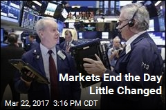 Markets End the Day Little Changed