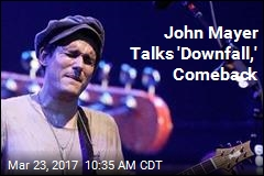 John Mayer on How Clooney Inspired His Comeback