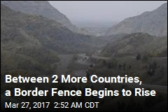 Pakistan Is Building Its Own Border Fence
