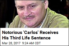 'Carlos the Jackal' Gets 3rd Life Sentence