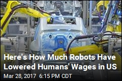 Robots Have Killed up to 670K American Jobs: Study