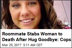 A Hug Goodbye— and Then a Fatal Stabbing