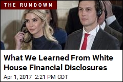 What We Learned From White House Financial Disclosures