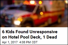Carbon Monoxide Leak at Hotel Pool Kills Child, Sickens Others