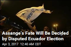Leftist Headed for Victory in Disputed Ecuador Election
