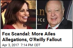 More Sex Harassment Allegations Against Roger Ailes