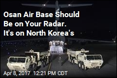 In South Korea, a US Base Is on High Alert