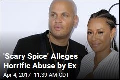 'Scary Spice' Alleges Horrific Abuse by Ex
