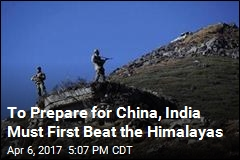 To Prepare for China, India Must First Beat the Himalayas