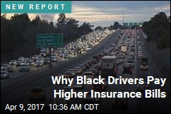 Car Insurance Costs Black Drivers Far More