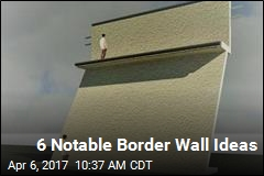 6 Notable Border Wall Ideas