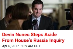 Devin Nunes Steps Aside From House's Russia Inquiry