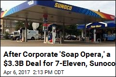 7-Eleven Just Scooped Up Most Sunoco Shops in $3.3B Deal