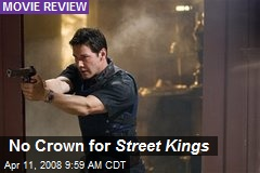 No Crown for Street Kings