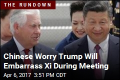 Does Trump Have Upper Hand in Meeting With Chinese Prez?