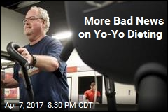 More Bad News on Yo-Yo Dieting