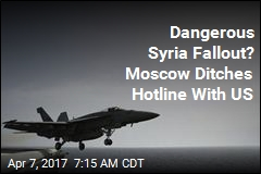 Skies Over Syria Just Got Riskier for US Pilots