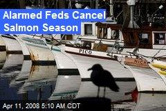 Alarmed Feds Cancel Salmon Season