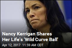 Nancy Kerrigan Shares Her Life's 'Wild Curve Ball'