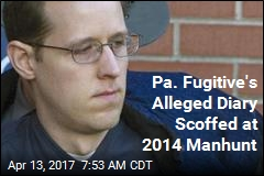 Pa. Fugitive's Alleged Diary Scoffed at 2014 Manhunt