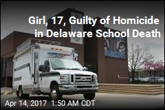 Girl Convicted of Homicide in School Bathroom Attack