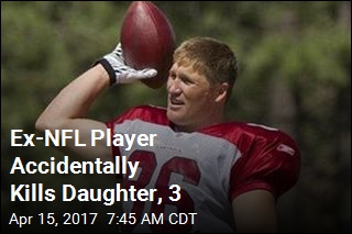 Ex-NFL Player Accidentally Kills Daughter, 3